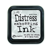 Ranger Tim Holtz Distress Ink Pad, Clear For Embossing