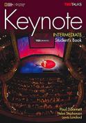 Keynote Intermediate Student's Book & DVD-ROM & Online Workbook