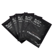 CCBeauty 10pcs Mineral Mud Nose Blackhead Pore Cleansing Cleaner Removal Membranes Strips,10pcs