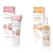 Mom to Mom Crema A + Aceite Corporal Humectante