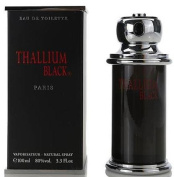 Thallium Black Cologne By Yves De Sistelle 3.3 / 3.4 Oz / 100 Ml EDT New in Box