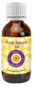 Pure Ajwain Essential oil 30ml -Trachyspermum Amoni