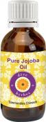 Pure Jojoba Oil 50ml (Simmondsia Chinensis) 100% Natural