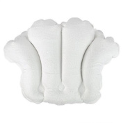 Urban Spa Microfiber Bath Pillow for Ultimate Relaxation - Perfect Size for any Bath Tub by Urban Spa
