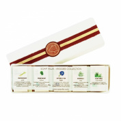 NATURAL SOAP & SHAMPOO GIFT SET (ECO DESIGN) : VEGGIES COLLECTION