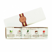 NATURAL SOAP & SHAMPOO GIFT SET (ECO DESIGN) : FRUITIES COLLECTION