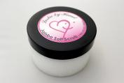 All Natural Jojoba Salt Scrub made from Pacific Sea Salt, Jojoba Oil and Avocado Oil, 170ml