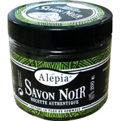 Savon Noir - 100% Olive Oil Black Soap Scrub