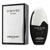 Giorgio Valenti Rose Noire Black Eau De Toilette Spray For Men 100Ml/3.3Oz