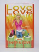 COFINLUXE LOVE LOVE SHOPE & LOVE Eau De Toilette Spray FOR WOMEN 3.4 Oz / 100 ml BRAND NEW ITEM IN BOX SEALED
