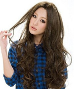 Women Long Wavy Curly Anime Halloween Costume Cosplay Party Full Hair Wigs Free ePacket w Tracking No.