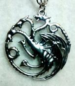 Game Of Thrones Targaryen Dragon Necklace