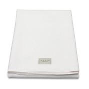 Aquis Lisse Crepe Microfiber Professional Long Hair Drying Towel (48cm x 110cm ) - White