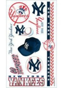 Caseys Distributing 3208514769 New York Yankees Temporary Tattoos by WinCraft