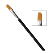 Global Body Art Brush - Filbert 1.3cm