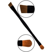 Colour Me Beautiful, Dual Ended Detail Firm Eye Shadow Brush Item # 14784
