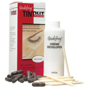 THE Best Godefroy Eyebrow Tint Kit Professional 20 Applications