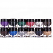 XX Shop Professional Waterproof Eyeliner Gel Set