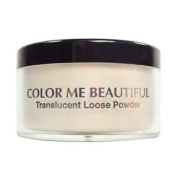 Colour Me Beautiful, Translucent Loose Powder, Light