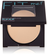 Maybelline New York Fit Me Matte Plus Poreless Powder, Buff Beige, 10ml by Maybeline New York