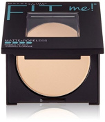 Maybelline New York Fit Me Matte Plus Poreless Powder, Classic Ivory, 10ml