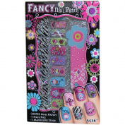 Nail Patch in a Colour Box, Blue
