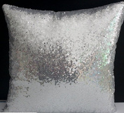45x45cm Christmas Gift Present Linen Cushion Covers Pillow Cases Seat for Auto Seat