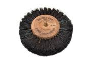 Wood Hub Brushes 7.6cm 4 Rows Upright