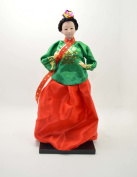 "Korean Doll - Korean toy- 30cm/12"" tall - Asian Doll - KR017"