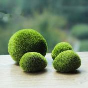Artificial Moss Stones Grass Bryophytes Plant Pot Bonsai Home Garden Decoration 1Pcs/Lot
