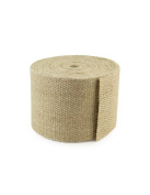 Jute Webbing, 8.3cm x 8 yards - Natural