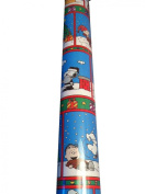 Gift Wrap ~ PEANUTS ~ Wrapping Paper - 1 ROLL