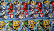 Transformers Wrapping Paper Christmas Gift Wrap