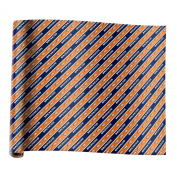 Denver Broncos Team Plane Wrapping Paper