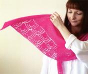 Kira-Kira Shawl - Olgajazzy Knitting Pattern