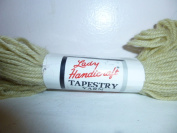 Lady Handicraft Tapestry 100% Virgin Wool Yarn. Colour 400T Natural 40 yards