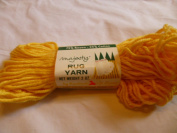 Maize (Yellow) Majesty Rug Yarn Kentucky Soft Spun 75% Rayon, 25% Cotton No. 27 Maize
