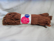 Red Brown Kentucky Soft Spun Yarn 75% Rayon 25% Cotton No. 651 Red Brown