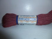 Hiawatha Dusty Rose 100% Virgin Wool Needlepoint Wool Made in England