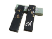 Hukaiwen Ink Block Handmade Oil Smoke Ink Stick for Chinese Traditional Calligraphy and Painting GyJy 62g