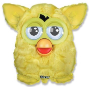 Furby Birthday Party - Furby Sprite Shaped Foil Balloon