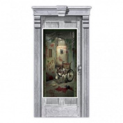 Amscan Sinister Surgery Door Poster Decoration