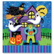 Haunted Eve Tablecover - 2 pack