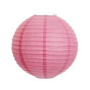 Petal Pink 36cm Paper Lanterns - Set of 2