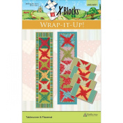 X-Block Wrap-It Up Quilt Queen Designs Patterns