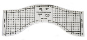 Quint Measuring Systems Reverse-A-Ruler Sewing and Quilting Long Arm Template, 22cm by 8.9cm