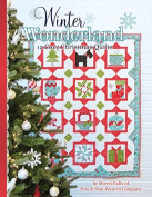 Winter Wonderland Quilt Pattern Book by Sherri Falls
