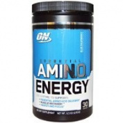 Optimum Nutrition - Essential Amino Energy 30 Servings Blue Raspberry - 0.3kg