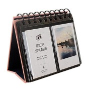 HAOCOO 68 Pockets Photo Album Book Album For Fujifilm instax mini7s 8 25 50s 90 Film