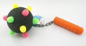 Foam Mace Chain With Spike Ball Toy